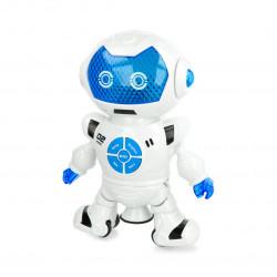 Interaktywny tańczący robot 360 stopni