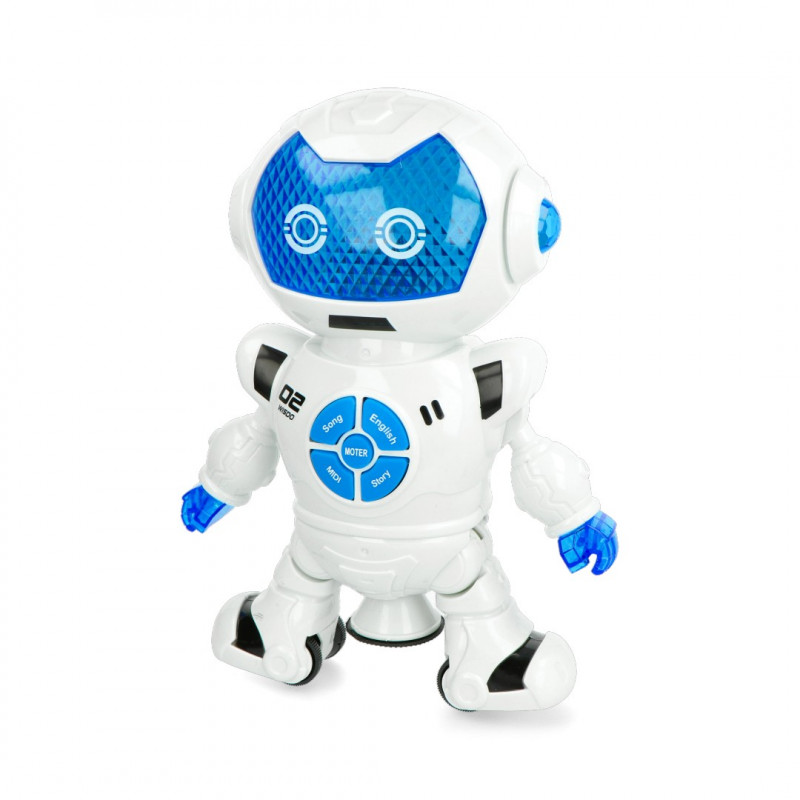 Robot wczesna edukacja B12H - Interaktywny robot tańczący