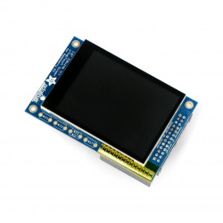 """PiTFT in addition, minikit display multi-touch capacitive 2.8"""" 320x240 Raspberry Pi"""