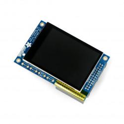 """PiTFT MiniKit - wyświetlacz dotykowy pojemnościowy 2.8"""" 320x240 dla Raspberry Pi"""