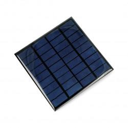 Ogniwo słoneczne 2W / 9V 115x115x3mm