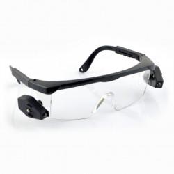 Okulary ochronne z podświetleniem