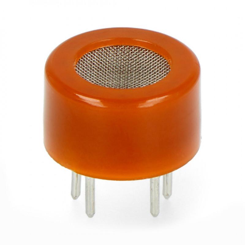 Carbon monoxide sensor and MQ-9 flammable gases*