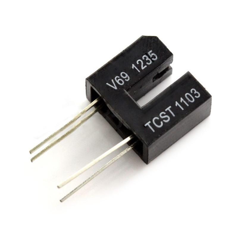 Czujnik szczelinowy - transoptor TCST1103