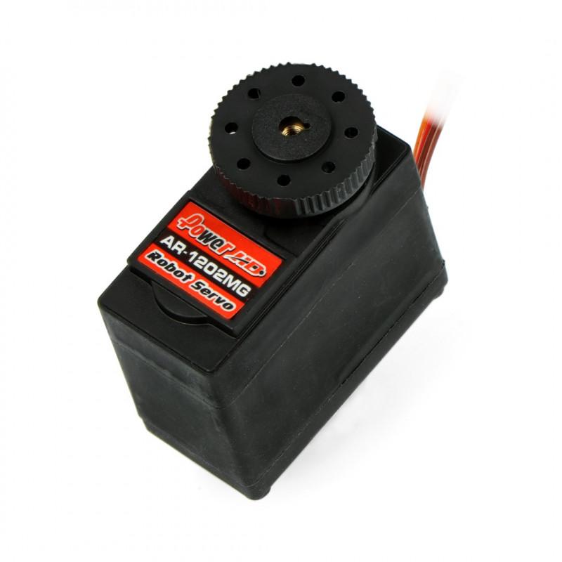 Serwo PowerHD AR-1202MG - bez uchwytów