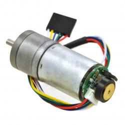 Silnik z przekładnią 25Dx48L HP 4.4:1 + enkoder CPR 48