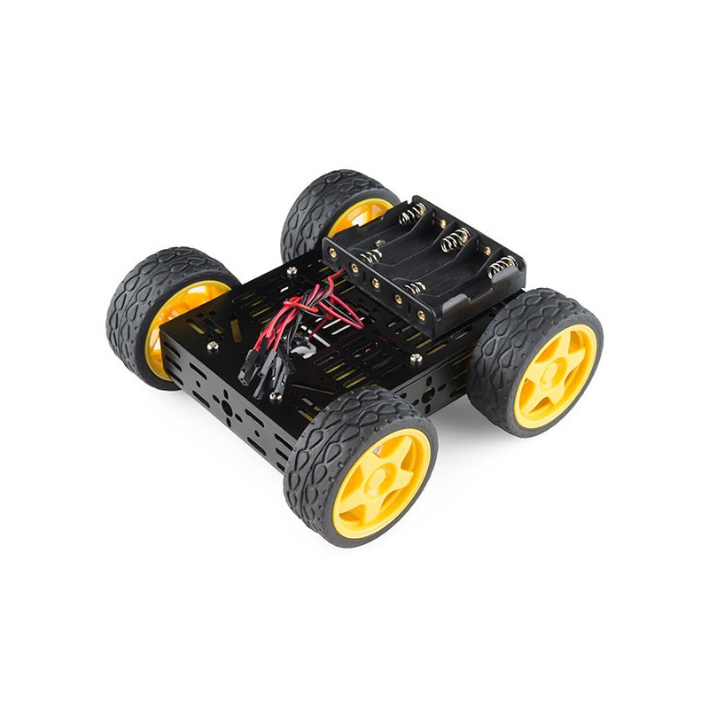 Dagu DG012-BV - Multi-Chassis 4WD with DC Motor Drive_
