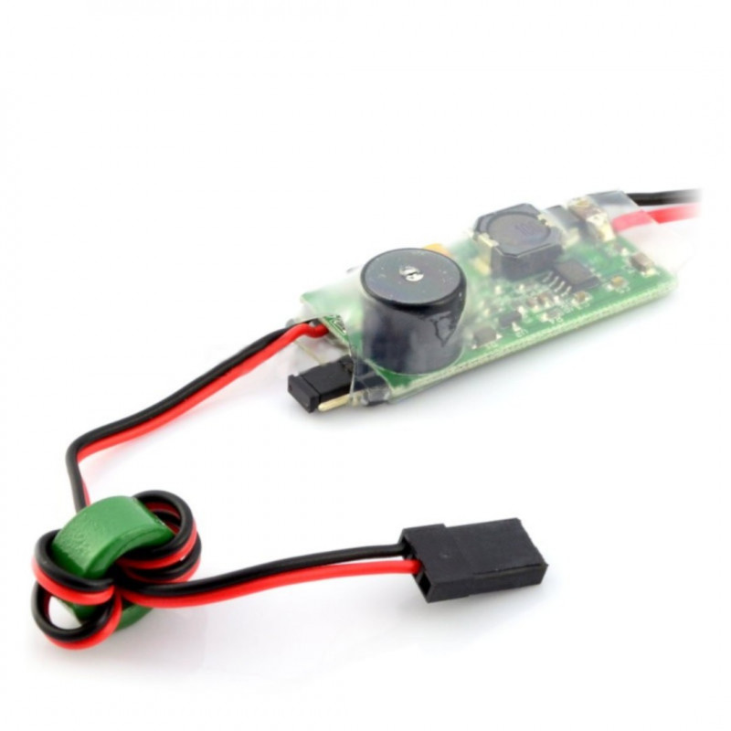 Step-Down Voltage Regulator UBEC + Buzzer - 5V 3A