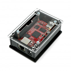 BeagleBone Black case black-transparent