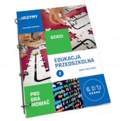 Edukacja przedszkolna część II - puzzle