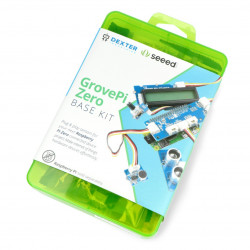 GrovePi Zero Basic Kit for Dexter - set for beginners