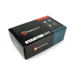 Zestaw Official z Raspberry Pi 4B WiFi 2GB RAM + akcesoria