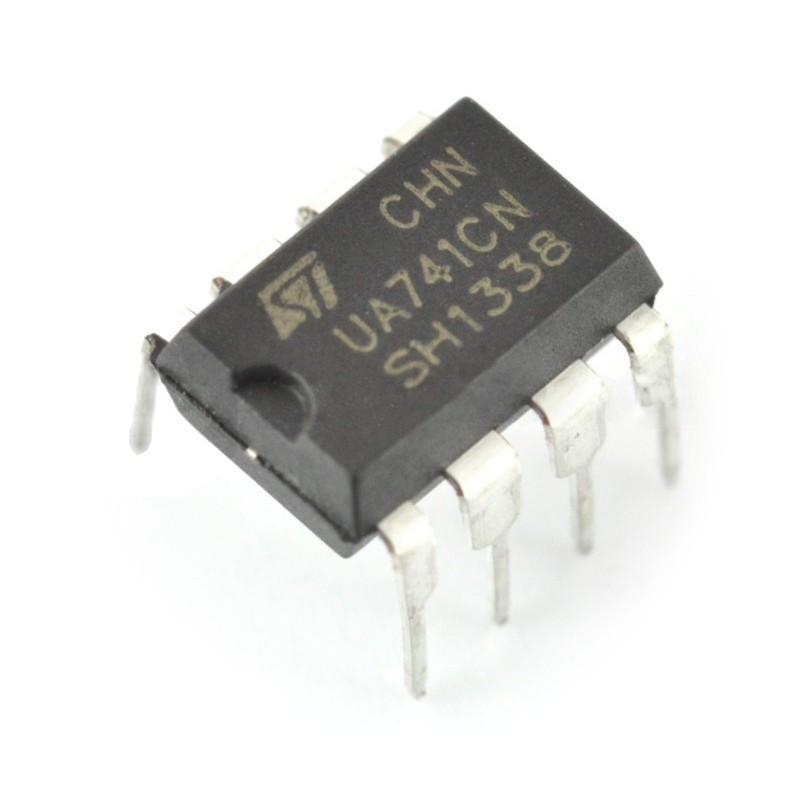 LM741 (UA741) - Operational Amplifier_