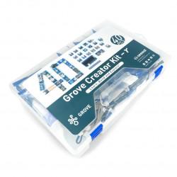 Grove Creator Kit - γ - zestaw twórcy - 40 modułów Grove dla Arduino