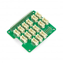 Grove - Base Hat for Raspberry Pi - shield for Raspberry Pi 4B/3B+/3B
