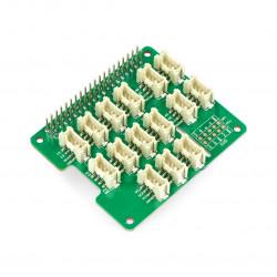 Grove - Base Hat for Raspberry Pi - shield for Raspberry Pi 4B/3B+/3B