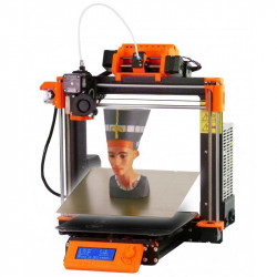 Original Prusa i3 MK2.5S/MK3S Multi Material 2S upgrade kit (MMU2S) - color: Orange printed parts