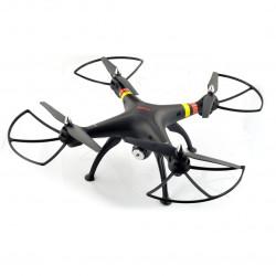 Quadrocopter Syma X8C 2.4 GHz z kamerą HD - 49 cm
