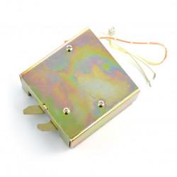Elektrozamek metalowy do mebli - 12V
