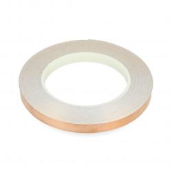 Cooper tape EMI with glue 10mm x 30m