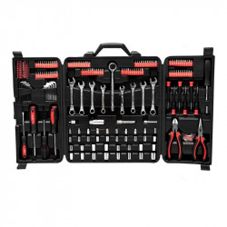 Stahlbar KL17075 tool set socket wrenches - 221 pcs