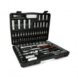 Zestaw narzędziowy Stahlbar KL-17020 klucze nasadowe-94 elementy