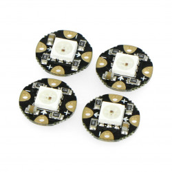Flora LED RGB Smart NeoPixel v2 - 4 szt.