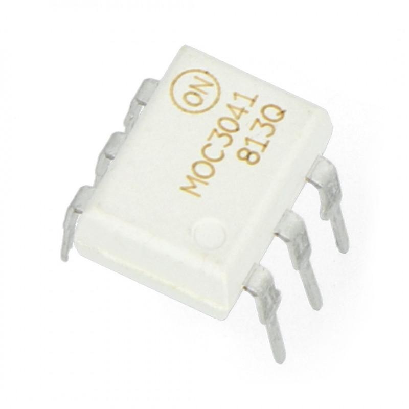 Optotriac MOC3041 400V/1A - THT_