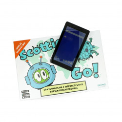 Zestaw Scottie Go! + tablet Lenovo E7