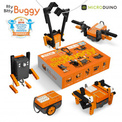Itty Bitty Buggy - educational toy STEM