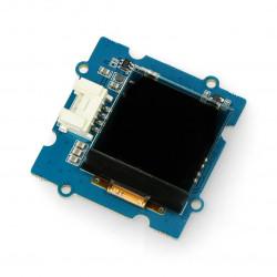 Grove - wyświetlacz OLED 1,12'' 128x128px I2C