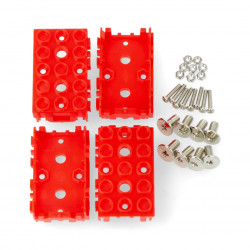 Grove - Red Wrapper 1x2 - 4pcs