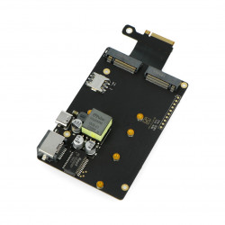 Khadas M2X - SSD, 4G LTE, Nano SIM extension board for VIM3 and Edge-V