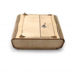 Bezużyteczne pudełko prezentowe - nie dotykaj mnie!