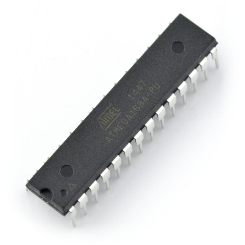 Mikrokontroler AVR - ATmega168A-PU DIP