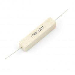 Rezystor RWA 10W 0,33Ω - 10szt.