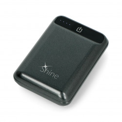 Mobile battery Powerbank Blow Shine PB20 10050mAh - black