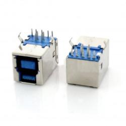 Wtyk USB 3.0 typu A - do druku THT