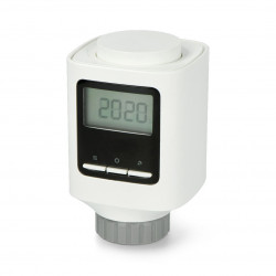 Tuya SmartLife Bluetooth RTX - inteligentna głowica termostatyczna do grzejników