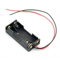 Koszyk na 2 baterie typu AAA (R3)