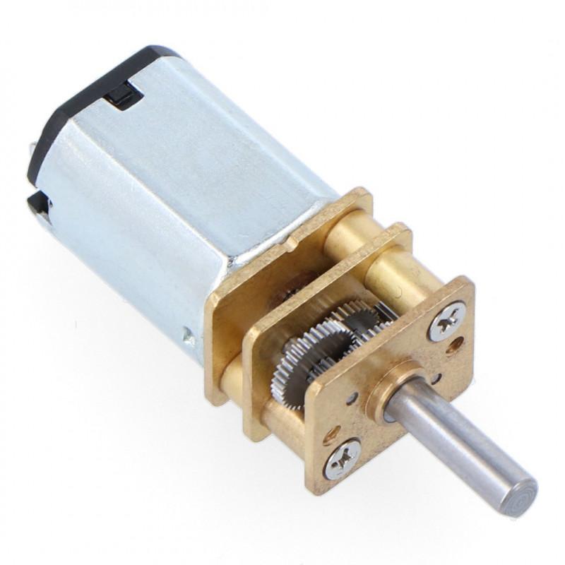 HPCB Motor with 75:1 Gear - Pololu 3064