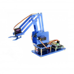 Ramię robota 4-DOF Metal Robot Arm Kit Bluetooth/WiFi dla Raspberry Pi