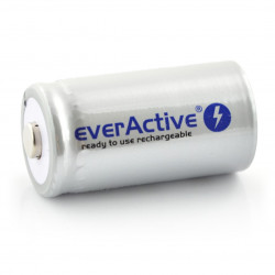 Akumulator R14 everActive 3500mAh silverline