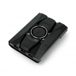 Obudowa Titan Case LattePanda Alpha/Delta - ABS+PC - czarna