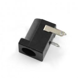 DC socket 5.5 x 2.1 mm to print - horizontal