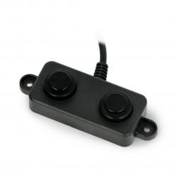 Ultradźwiękowy czujnik odległości A02YYUW 3-450cm - wodoodporny - DFRobot SEN0311
