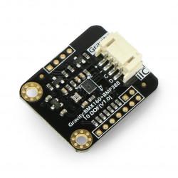 Gravity - BMX160 + BMP388 sensor - DFRobot SEN0252