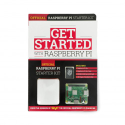 Get started with Raspberry Pi - the official guide + set of Raspberry Pi 3A+