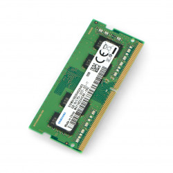 Samsung 4GB DDR4 PC4-19200 SO-DIMM RAM memory for Odroid H2