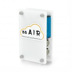 Zestaw DIY - Precyzyjny czujnik smogu / pyłu / czystości powietrza PM1 / PM2.5 / PM10, temperatury i wilgotności - BBAir